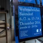 Weihnachtliches Barendorf 2014