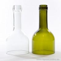 WeinLICHT Glasaufsatz stehend