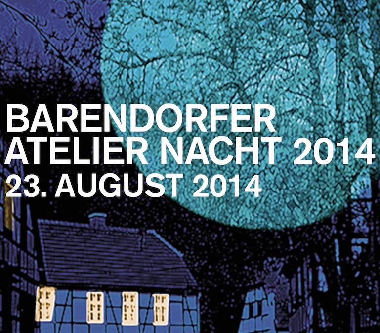 Atelier Nacht 2014