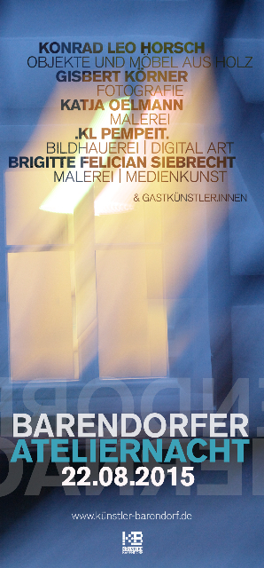 4. Barendorfer Ateliernacht